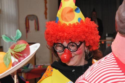 Maškarní 2014 a cirkus UBERTO