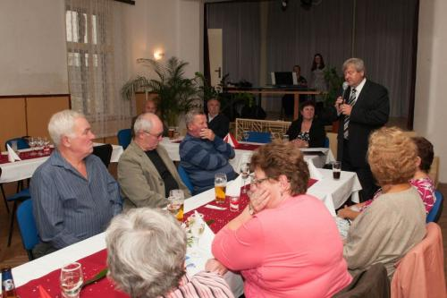 Setkání důchodců 2014
