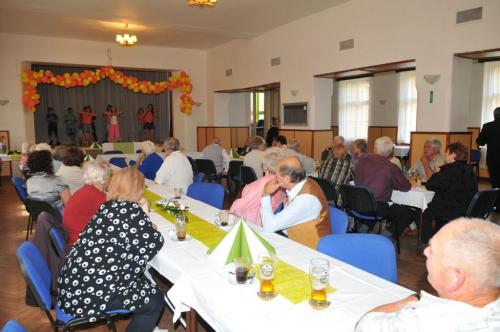 Setkání důchodců 2011